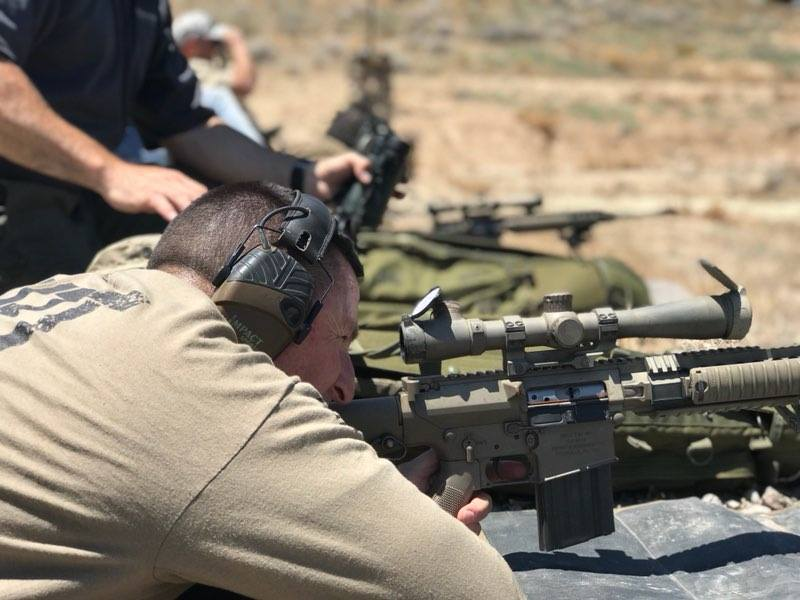 Precision Marksmanship Training in Grand Junction, CO