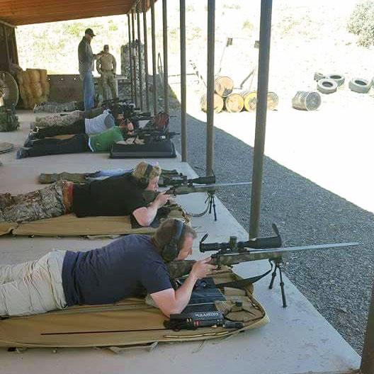 Long range marksmanship training in Grand Junction, CO