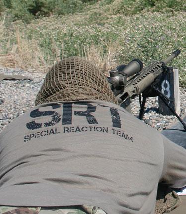 Law enforcement designated defensive marksmanship