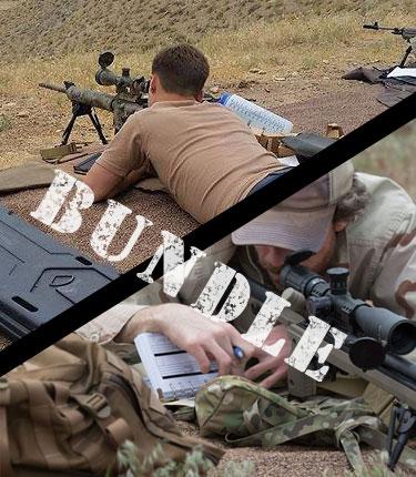 Long range precision shooting bundle