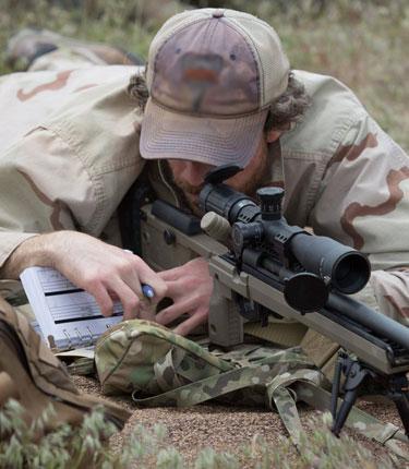 Long range precision shooting 2